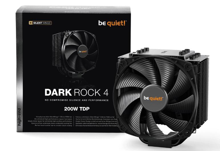 Be quiet! BK013 Dark Rock 4 CPU Kühler